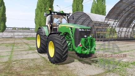 John Deere 8330 v3.7.7 для Farming Simulator 2017