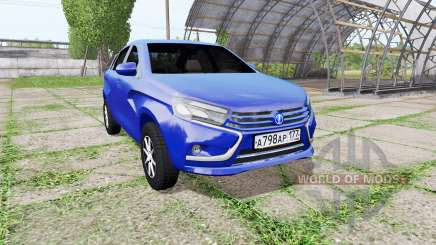 LADA Vesta (2180) для Farming Simulator 2017