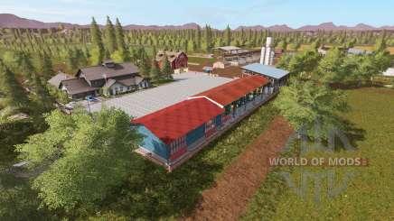 Винтерберг для Farming Simulator 2017