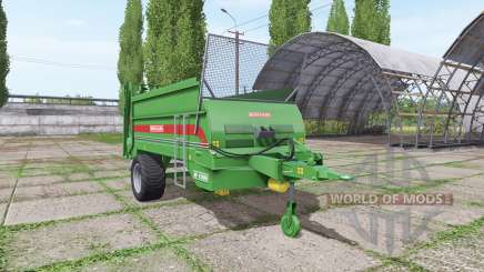 BERGMANN M 1080 для Farming Simulator 2017