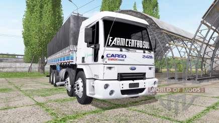 Ford Cargo 2428e для Farming Simulator 2017