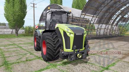 CLAAS Xerion 4500 Trac VC для Farming Simulator 2017