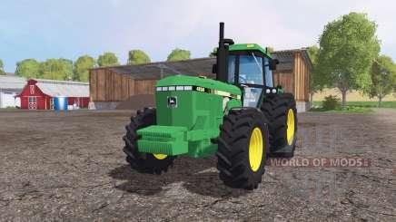John Deere 4850 для Farming Simulator 2015