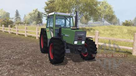 Fendt Farmer 306 LS Turbomatik v3.0 для Farming Simulator 2013
