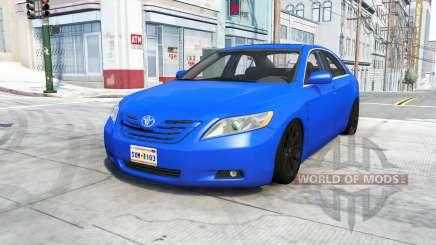 Toyota Camry (XV40) для BeamNG Drive