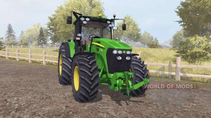 John Deere 7730 v3.0 для Farming Simulator 2013