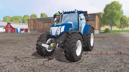 New Holland T7.270 для Farming Simulator 2015