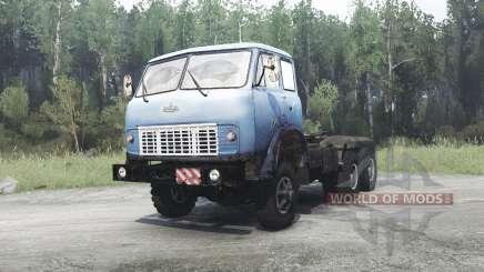 МАЗ 515 для MudRunner