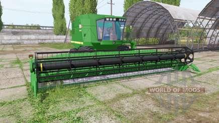 John Deere 9610 v2.0 для Farming Simulator 2017