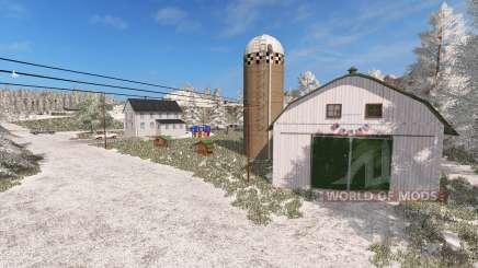Woodmeadow Farm для Farming Simulator 2017