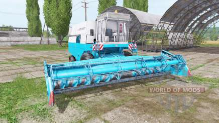 Fortschritt E 516 v1.2 для Farming Simulator 2017