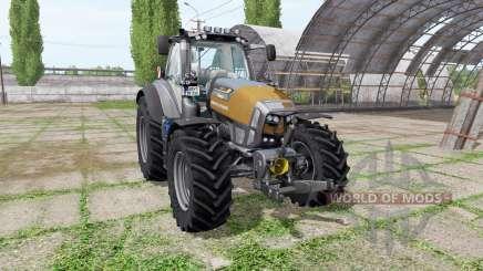 Deutz-Fahr Agrotron 7210 TTV warrior gold v5.4.5 для Farming Simulator 2017