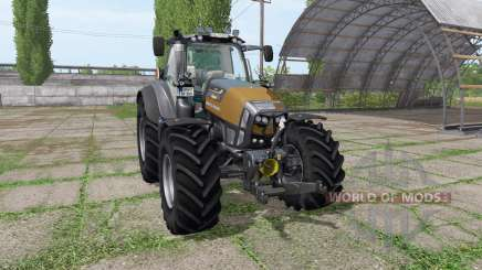 Deutz-Fahr Agrotron 7250 TTV warrior gold для Farming Simulator 2017