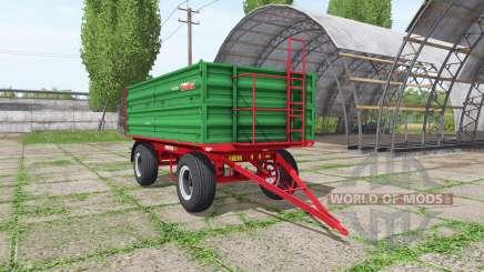 Warfama T-670 для Farming Simulator 2017