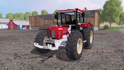 Schluter Super 1500 TVL front loader для Farming Simulator 2015