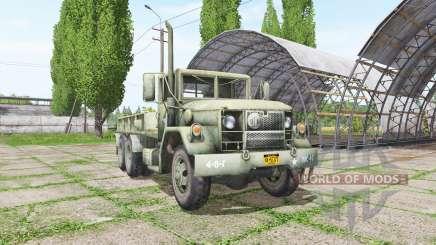 AM General M35A2 для Farming Simulator 2017