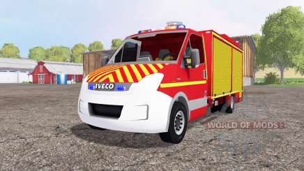 Iveco Daily VSR для Farming Simulator 2015