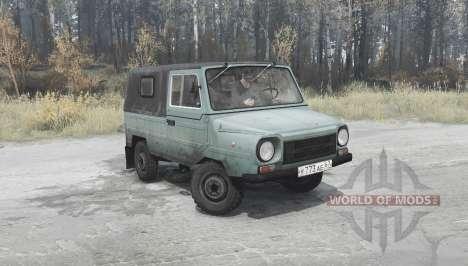 ЛуАЗ 969M для Spintires MudRunner
