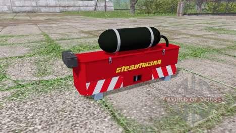 Strautmann weight для Farming Simulator 2017