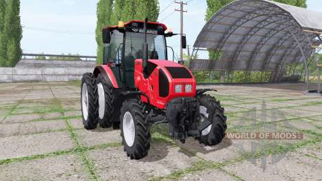 Беларус 1523 v1.3 для Farming Simulator 2017