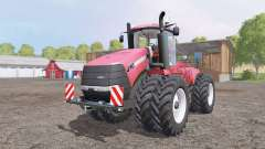 Case IH Steiger 450 red для Farming Simulator 2015