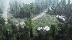 Тропы Висконсина для MudRunner