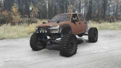 Chevrolet Colorado crawler для MudRunner