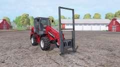 Weidemann 4270 CX 100T v2.0 для Farming Simulator 2015