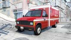 Gavril H-Series F.N.Y.C ambulance