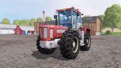 Schluter Super-Trac 2500 VL для Farming Simulator 2015