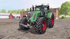 Fendt 936 Vario SCR green для Farming Simulator 2015