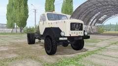 Magirus-Deutz 200 D 26 semi tractor