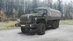 Урал 4320-1110-41 для MudRunner