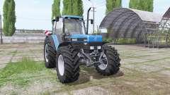 New Holland 8340 pack для Farming Simulator 2017