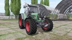 Fendt 716 Vario TMS michelin для Farming Simulator 2017