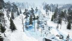 Зима-Сибирь v1.1 для MudRunner