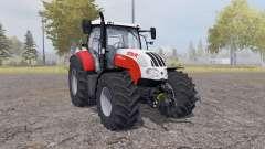 Steyr 6160 CVT v2.0 для Farming Simulator 2013