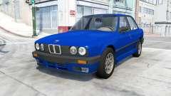 BMW 325e sedan (E30) 1985
