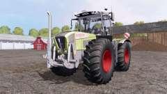 CLAAS Xerion 3800 Trac VC green для Farming Simulator 2015
