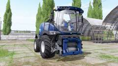 New Holland FR850 blue power