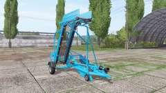 KRUKOWIAK Z437 для Farming Simulator 2017