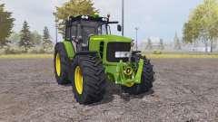 John Deere 7530 Premium v3.1 для Farming Simulator 2013