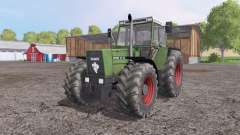 Fendt Favorit 611 LSA Turbomatik для Farming Simulator 2015