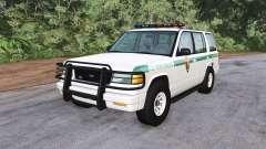 Gavril Roamer U.S. Park Ranger