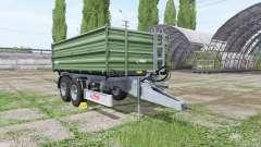 Fliegl TDK 160 v3.0 для Farming Simulator 2017