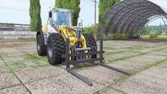 Liebherr L550 для Farming Simulator 2017