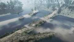 Затон - Район бывшей нефтебазы для MudRunner