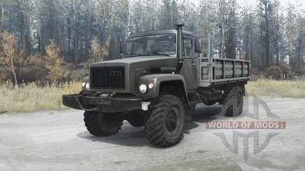 ГАЗ 3308 Садко v3.0 для MudRunner