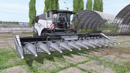 New Holland CR10.90 more realistic для Farming Simulator 2017