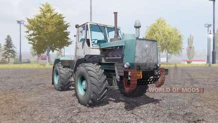Т 150К зелёный для Farming Simulator 2013